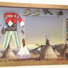 Native American Picture/Photo Frame 3142