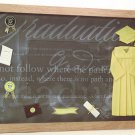 Graduation Yellow Picture/Photo Frame 2093