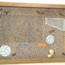 Beach Volleyball Picture/Photo Frame 10-282