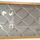 Fencing Picture/Photo Frame 10-286