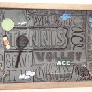 Tennis Picture/Photo Frame 10-325