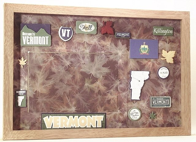 Vermont Picture/Photo Frame 11-183