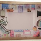 Shopping, The Mall Picture/Photo Frame 3301