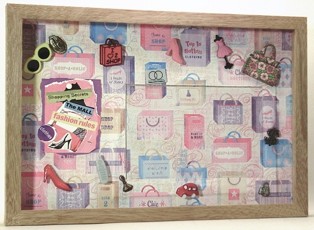 Shopping Picture/Photo Frame 3208