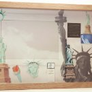 Statue of Liberty Picture/Photo Frame 11-316