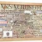 Massachusetts Picture/Photo Frame 11-187