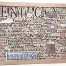 Kentucky Picture/Photo Frame 11-272