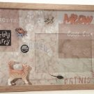 Tabby Cat Picture/Photo Frame 9153