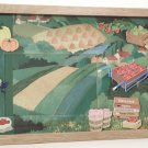 Fruit Picking Picture/Photo Frame 8087