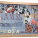 Games Picture/Photo Frame 3108