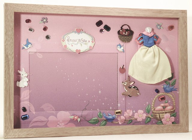 Cartoon Character Picture Frame 3267 Snow