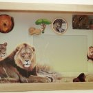 Lions Picture/Photo Frame 25-003