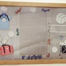 Volleyball Picture/Photo Frame 10-627
