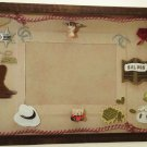 Country/Western Picture/Photo Frame 3394