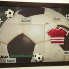 Soccer Maroon Uniform Picture/Photo Frame 10-650