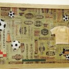 Soccer Gold/Yellow Uniform Picture/Photo Frame 10-656