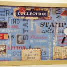 Stamp Collector Picture/Photo Frame 21-008