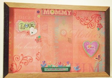 Mother Picture/Photo Frame 3563