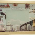 San Diego Themed Picture/Photo Frame 31-042