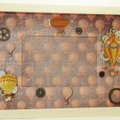 Hot Air Balloons-Steampunk Picture/Photo Frame 8210