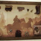 Cowboy Picture/Photo Frame 14-015