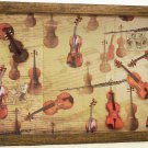 Violins Themed Picture/Photo Frame 3492