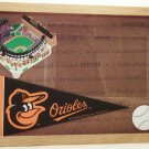 Baltimore Pro Baseball Picture/Photo Frame 10-317