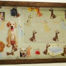 Yellow Lab Picture/Photo Frame 23-016