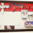 Switzerland Picture/Photo Frame 11-599