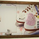 Ice Skating Picture/Photo Frame 10-680