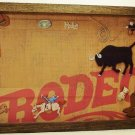 Rodeo Picture/Photo Frame 14-017