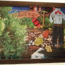 Gold Prospector/Miner Picture/Photo Frame -7028
