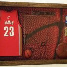 Cleveland Pro Basketball Picture/Photo Frame 28-016