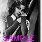16X20 LANA TURNER 1939 RARE VINTAGE PHOTO PRINT