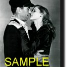 8X10 HUMPHREY BOGART AND LAUREN BACALL 1945 RARE VINTAGE PHOTO PRINT