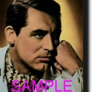 8X10 CARY GRANT RARE COLOR VINTAGE PHOTO PRINT