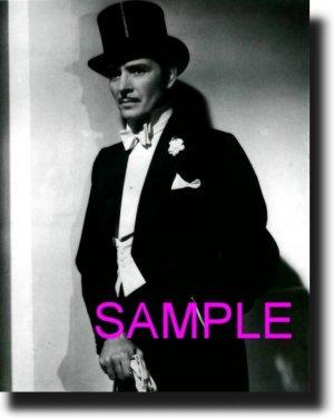 8X10 RONALD COLMAN 1930 RARE VINTAGE PHOTO PRINT
