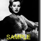 16X20 BETTY GRABLE 1941 GICLEE CANVAS PHOTO PRINT