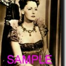 16X20 GRETA GARBO GICLEE CANVAS PHOTO PRINT