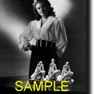 16X20 INGRID BERGMAN 1946 GICLEE CANVAS PHOTO PRINT