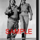 16X20 BUD ABBOTT AND LOU COSTELLO GICLEE CANVAS PHOTO PRINT