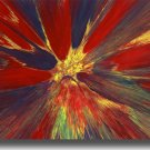 16X20 ORIGINAL ABSTRACT GICLEE CANVAS PRINT 051