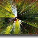 16X20 ORIGINAL ABSTRACT GICLEE CANVAS PRINT 090