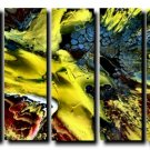 32X60 ORIGINAL ABSTRACT GICLEE CANVAS PRINT 008