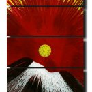 32X60 ORIGINAL ABSTRACT GICLEE CANVAS PRINT 081