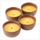 Terra Cotta Candles