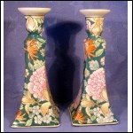 Vintage Neiman Marcus Candle Holders