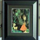 CAMILLE ROSE GARCIA THE NIGHT GREED FRAMED LOWBROW