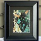 CAMILLE ROSE GARCIA ROYAL DISSORDER POISON PARTY FRAMED