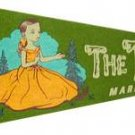 MARK RYDEN TREE SHOW PENNANT LIMITED EDITION COLLECTIBLE